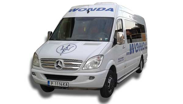 microbus sprinter